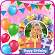Photo Birthday Party Cards Maker
