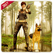 Lara Croft FPS Secret Agent : Shooter Action Game by DGStudios