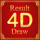 Live 4D Draw Result by Pixelsoft