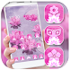 Fuchsia Lotus Flower Theme by ChickenAnt Themes