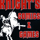 Knight's Comics & Games by Appsme127