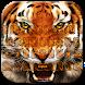 Royal Tiger Keyboard Premium Theme by Mobile Premium Themes
