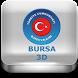 Bursa 3D by Bursa Valiliği