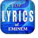 Top Lyrics of Eminem by Project LR