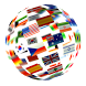 Logo Quiz - World Flags by T-Mon apps