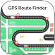 GPS Route Finder by ASH Apps
