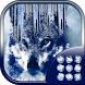 Ice Wolf Launcher Wallpaper Theme by Borkos Apps