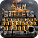 Power Guns Keyboard Theme by Pretty keyboard Theme for Android