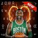 Keyboard for Kyrie Irving Boston Celtics 2018 by Alex devlopper