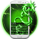 Green Dragon Keyboard Theme by Keyboard Theme Factory