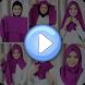 Tutorial Hijab Segi Empat by Pakujoyo .Inc