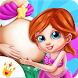 Arielle's Pregnancy and Baby Care - Mermaid Game by Casual Girl Games For Free