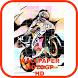 Wallpaper MotoGP Marquez93 HD by DyoDev