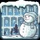 Snowfall Santa Claus Keyboard by Keyboard Apps 2016