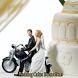 Wedding Cake Decorations by ginko