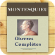 Montesquieu: Oeuvres complètes by Arvensa Editions