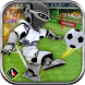 Indoor Robot Soccer Game 2017 by Bulky Sports