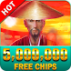Asian Monk - Free Vegas Casino Slots Machines by Prestige Games Inc.