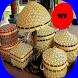 woven handicrafts by atnanapp