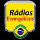 Rádios Evangélicas do Brasil Radio AM e FM Online by moaiapps