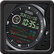 V01 WatchFace for Android Wear by Smartwatch Bureaux
