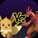 Eevee VS Charizard Dragon Jungle World Run by HYDEV Inc LLC