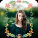 Flower Photo Frames by Pixel Frames