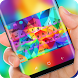 Rainbow Glass Keyboard for Xiaomi by Super Hot Themes Design Studio