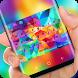Rainbow Glass Keyboard for Xiaomi