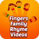 Fingers Family Rhyme Videos by Rhymes Garden