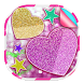 Glitter Live Wallpapers by Weird Funny Apps