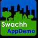 Swachh App Demo by OSGRIP Technologies