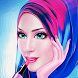 Hijab Fashion Doll Makeup by PicStudio