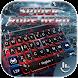 Spider Rope Hero Keyboard Theme
