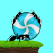 Fire Ants stacked towers game by Zenan's House of Bounce