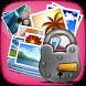 Lock private photo albums
