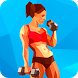 7 Minutes Fitness For Women by Mobilicos