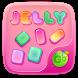 Jelly GO Keyboard Theme by Keyboard Fashion New