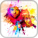 Holi Photo Effect by vcp soft