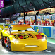 Fast As Lightning Mcqueen by alan downhour
