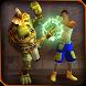 Super Hero Turtle Street Wars by Kick Time Studios