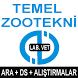 AÖF TEMEL ZOOTEKNİ by AÖF KURSLARI