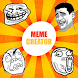Meme generator for funny memes by Content Arcade Apps