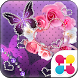 Cute Wallpaper Pearl Hearts by +HOME by Ateam