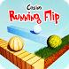 Casino Running Flip Dont Drop by Nbify Games - Best Free Mini Racing Adventures