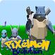 Pixel Pokemons World:Evolution by Grom Games Studio