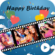 Birthday Photo Video Maker by 99 Prank Apps