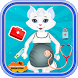 Pregnant Mommy Cat Birth Game by CyberCloudStudios