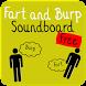 Fart and Burp Soundboard free by kinnaY