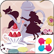 Alice's Sweets Wallpaper Theme by +HOME by Ateam